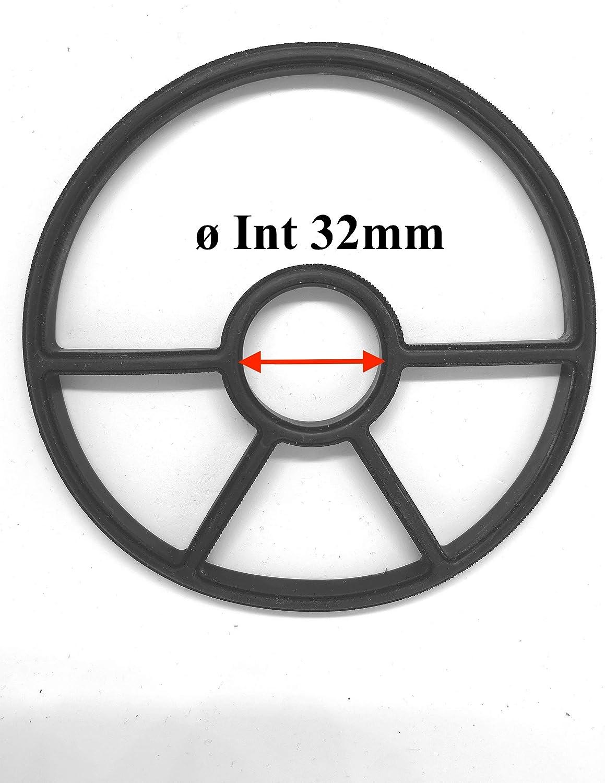 Sterndichtung für 6 Wegeventil mit 1 1//2 Zoll Anschluss für Sandfilteranlagen