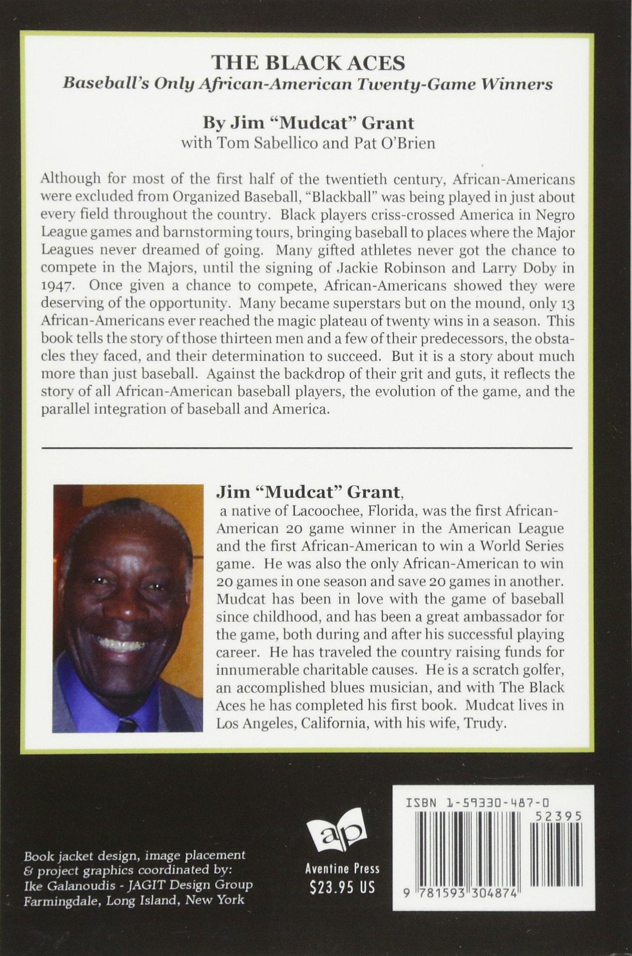 Designer deals club for hancock - The Black Aces Baseball S Only African American Twenty Game Winners Jim Mudcat Grant Tom Sabellico Pat O Brien 9781593304874 Amazon Com Books