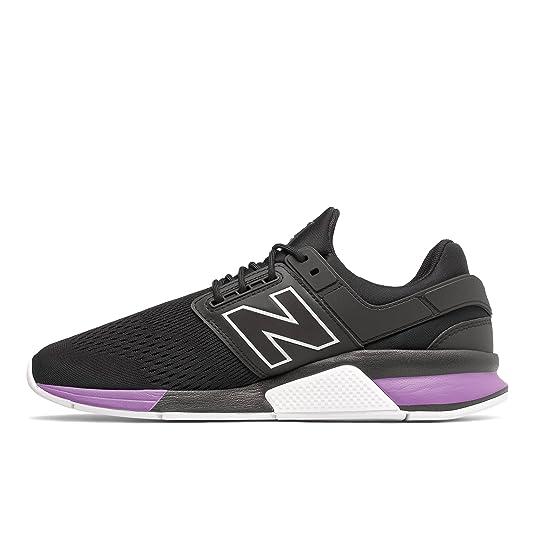 New Balance Schuhe – 247 V2 Lifestyle SchwarzViolett Größe: 45