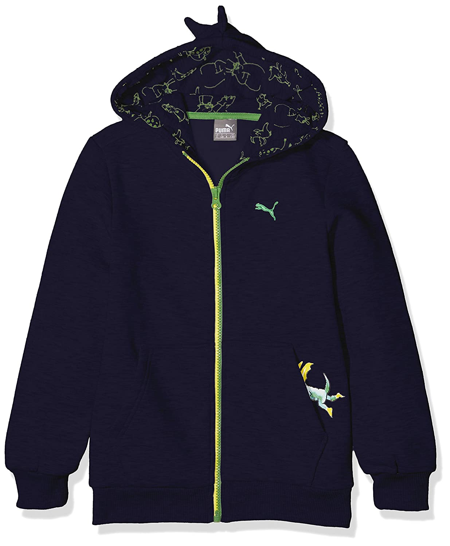 Puma Jungen Tabaluga-Sweat Jacket Jacke PUMAE|#PUMA 593619