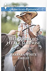 The Cowboy's Little Surprise (The Hitching Post Hotel Book 1) Kindle Edition