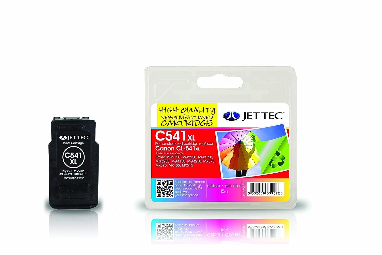 Amazon.com: Jet Tec – Cartucho de tinta compatible para ...