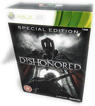 Dishonored Special Edition: Amazon.es: Videojuegos