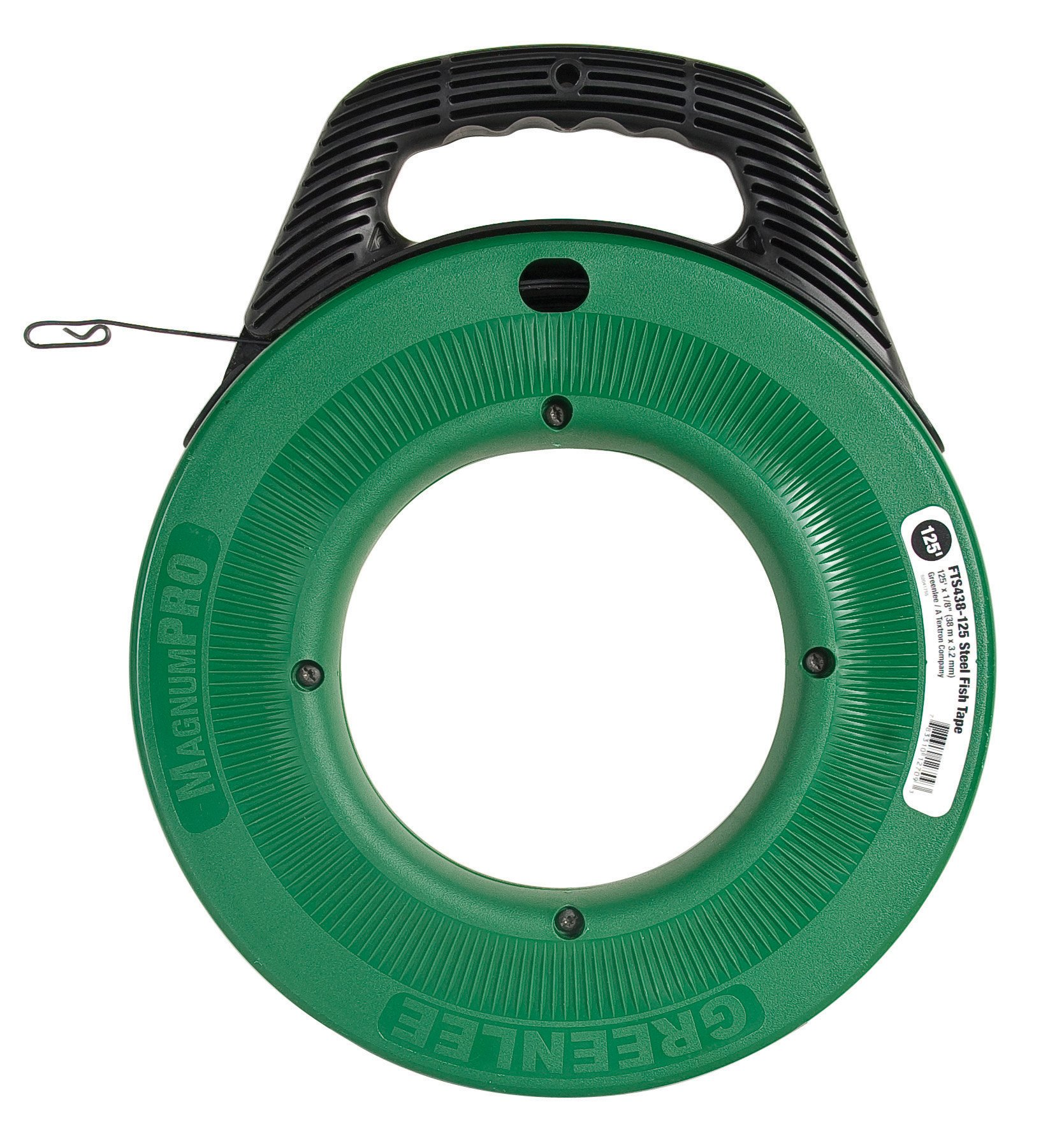 Greenlee FTS438-125, Steel Fishtape 125'