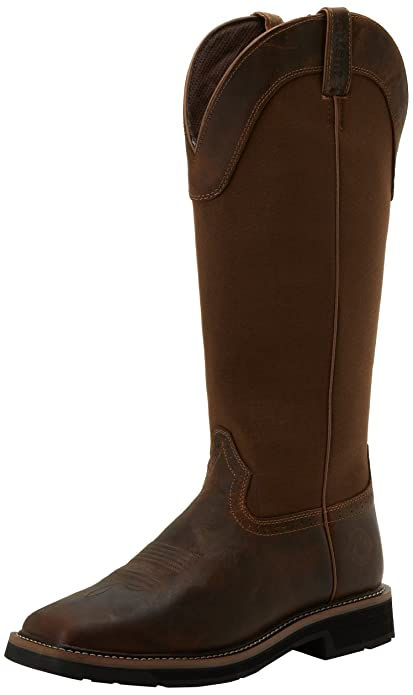 Amazon.com: Justin Original Work Boots Men's Stampede Snake Work Boot: Shoes