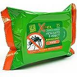 Xpel - Répulsif Moustiques & Insectes Lingettes Lot De 25