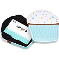 Amazon.ca Gift Card in a Birthday Cupcake Tin (Birthday Cupcake Card Design)