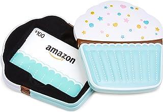 Gift Card in a Birthday Cupcake Tin (Birthday Cupcake Card Design)