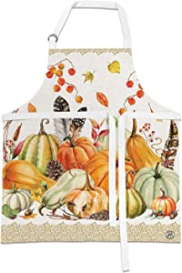 Michel Design Works Apron, Sweet Pumpkin