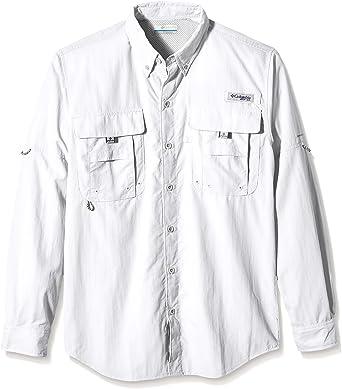 Columbia Bahama II Long Sleeve Shirt Fo7048 Camisa de Pesca de Manga Larga, Hombre: Amazon.es: Ropa y accesorios
