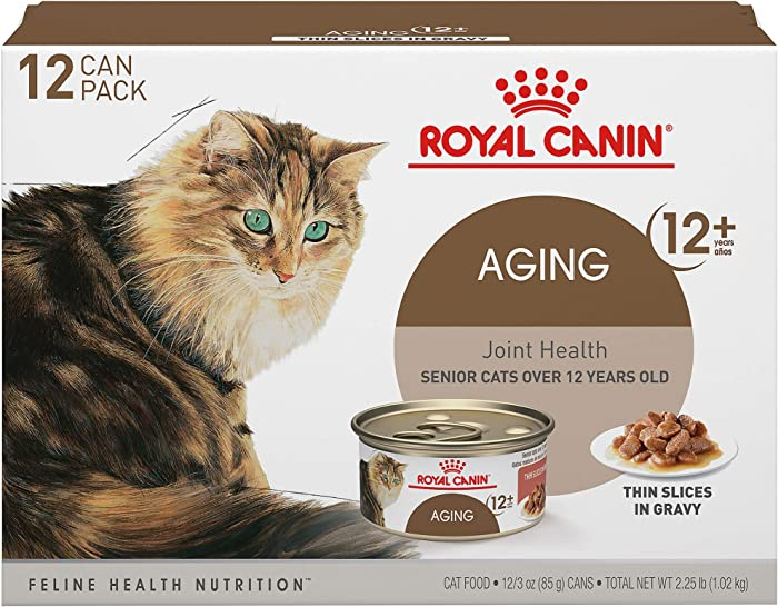 Royal Canin Aging 12+ Canned Cat Food