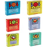 BOB Books All Collection Box Set (Collection 1, Collection 2, Collection 3, My First Pre-Reader, Sight Words, Collection 6)