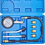Orion Motor Tech Compression Tester, 8PCS Small Engine Compression Tester, Cylinder Compression Gauge for Petrol Gas…