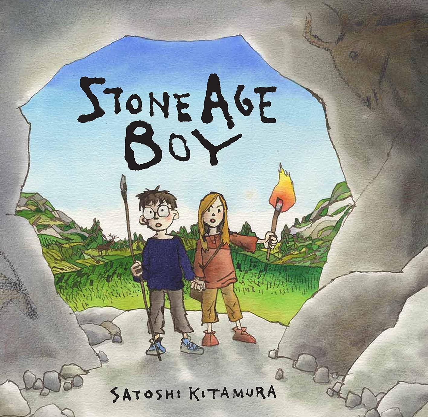 Stone Age Boy: Amazon.co.uk: Kitamura, Satoshi, Kitamura, Satoshi:  0787721953272: Books