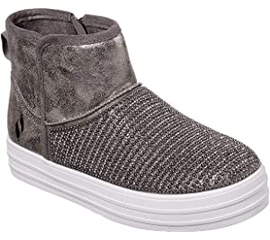 Shop Skechers Women's Double Up Night Shine Sneaker Boot