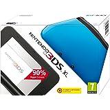 Console Nintendo 3DS XL - Blue/Black