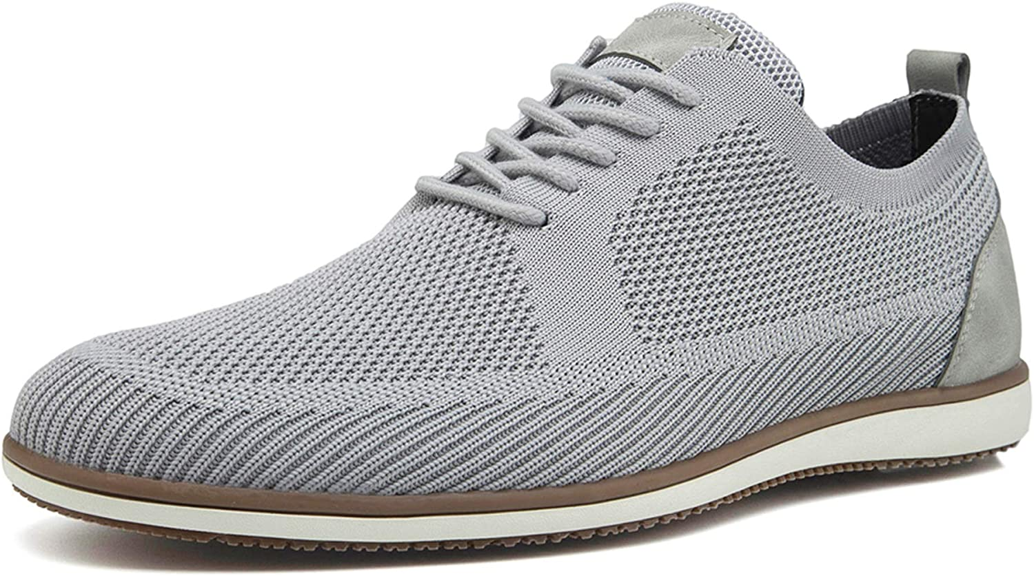 TongLing Mens British Fashion Oxfords Sparkling Rivet Slip on Casual Shoes Dress Shoes