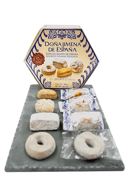 Doña Jimena español Biscuit Surtido 350 g: Amazon.es: Alimentación y bebidas