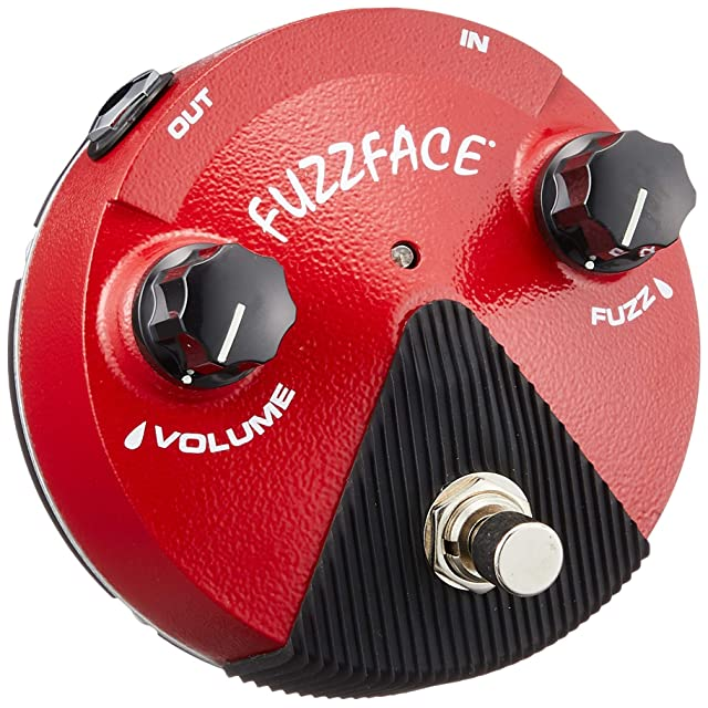 リンク:Fuzz Face Mini Germanium FFM2
