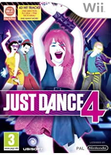 Disney channel all star party wii amazon pc video games just dance 4 wii publicscrutiny Image collections
