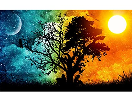 302117ee5a Blxecky 5D DIY Diamond Painting ,By Number Kits Crafts & Sewing Cross  Stitch,Wall stickers for living room,Starry sky-30X45CM/12X18inch:  Amazon.ca: Home & ...