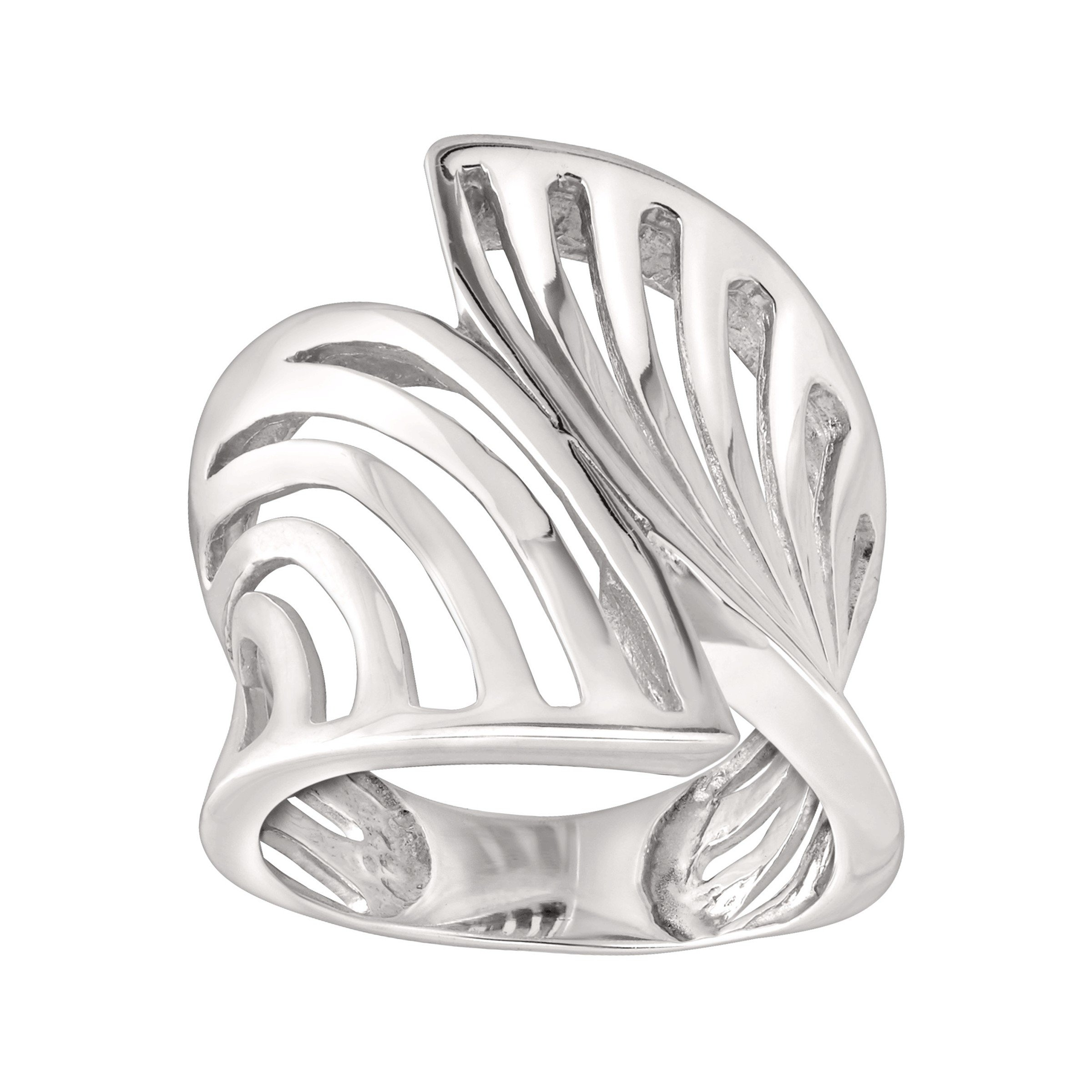 Silpada 'Sea Shore' Cut-Out Ring in Sterling Silver