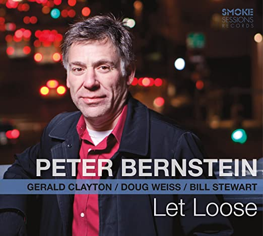 Peter Bernstein - Let Loose cover