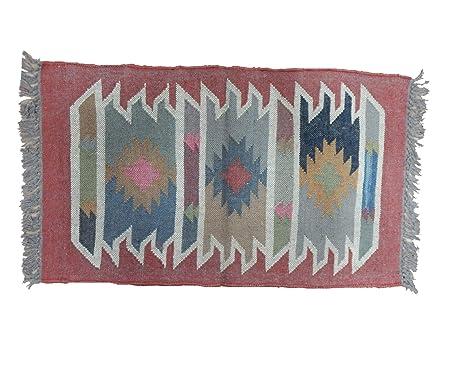 Amazon.com: 2x3 Rustic Large Living Room Indian Design ...
