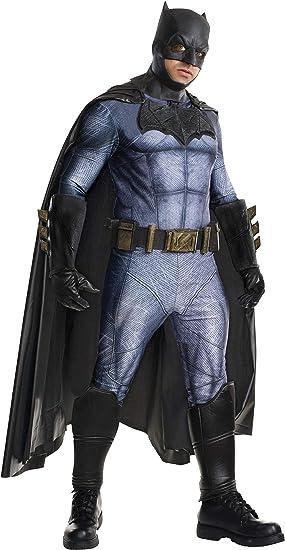 Rubie's Men's Batman v Superman: Dawn of Justice Grand Heritage Batman Costume