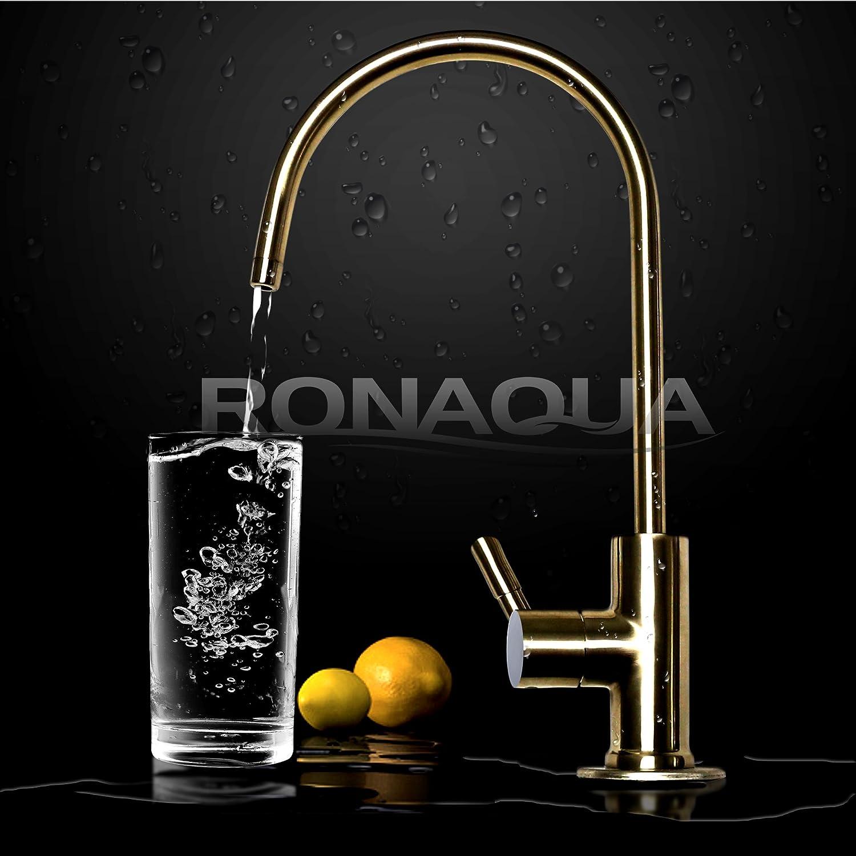 Amazon.com: Ronaqua Water Filter Purifier Faucet European Style ...