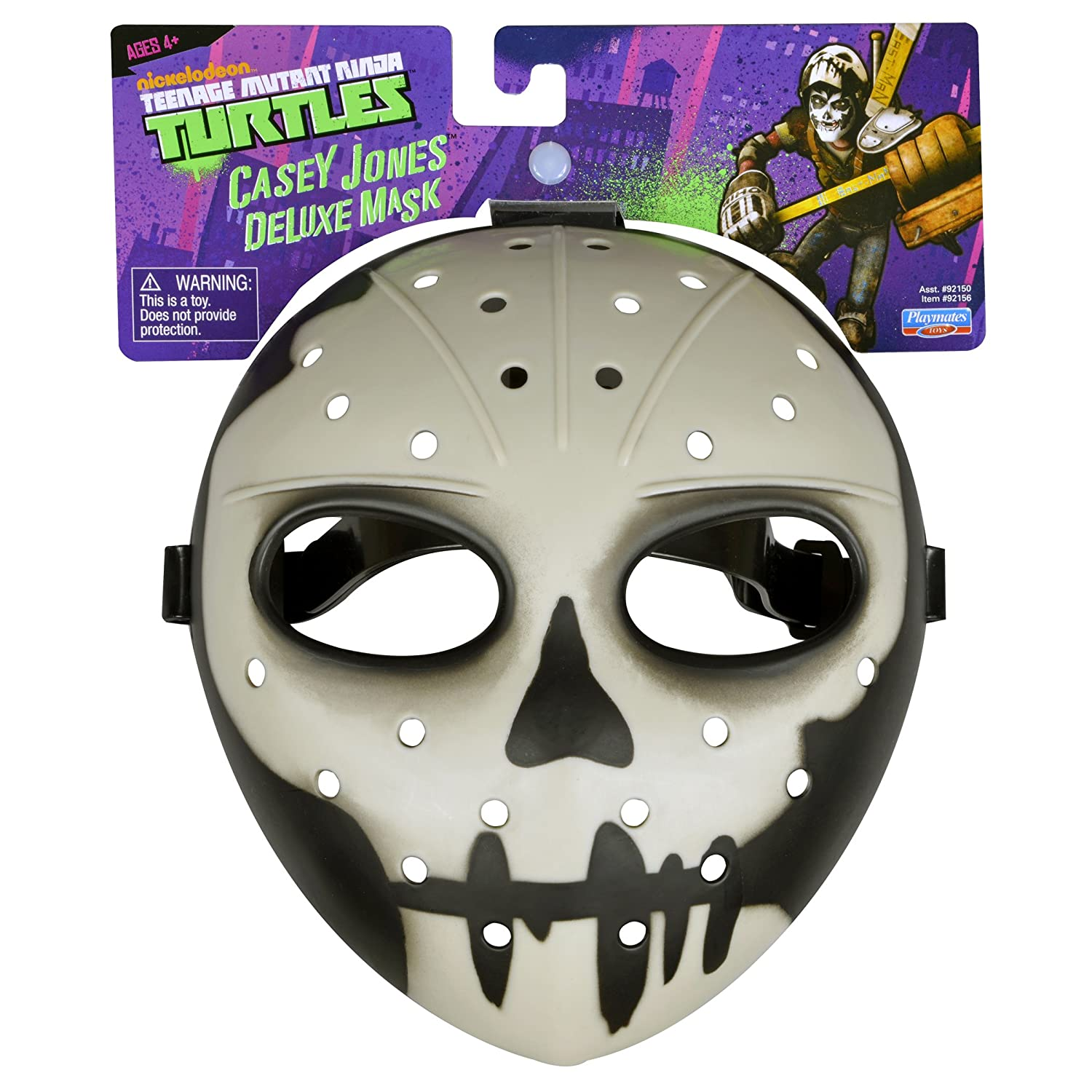 Amazon.com: Teenage Mutant Ninja Turtles Casey Jones deluxe ...