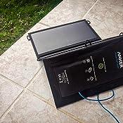 Amazon Com Anker 15w Dual Usb Solar Charger Powerport