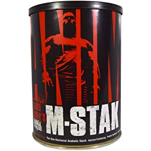 Universal Nutrition, Animal M-Stak, The Non-Hormonal Anabolic Stack
