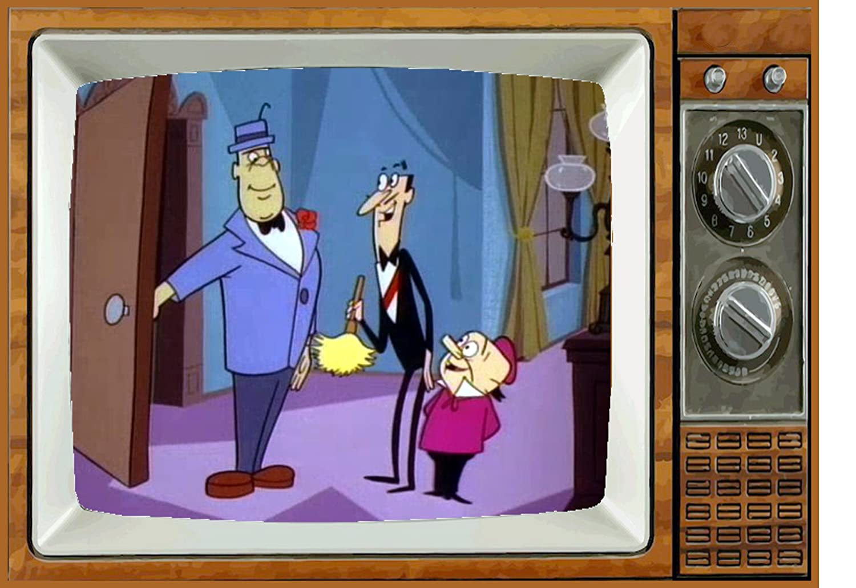 La Milton la Monster Show TV imán para nevera 2