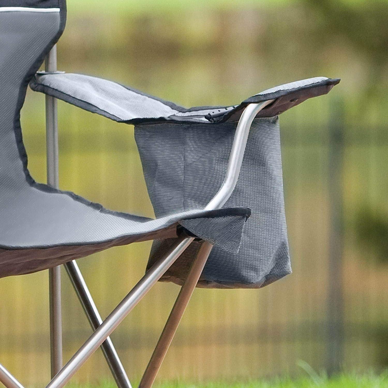 Coleman 2000002189 Rouge Chaise Adulte Quad Cooler//siège rembourré Camping