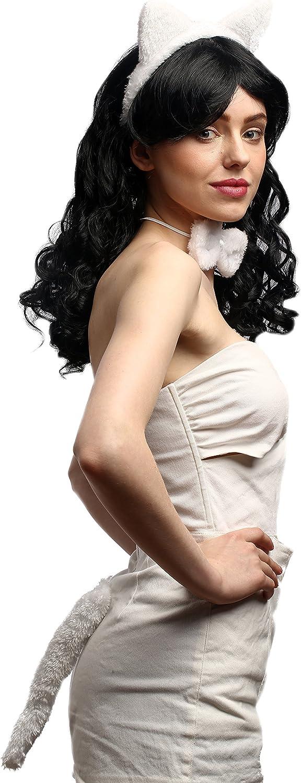 dressmeup Dress ME UP - HBN-0057-white Carnaval Halloween Set ...