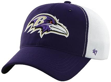 Amazon.com   NFL Baltimore Ravens  47 Brand Draft Day Closer Stretch ... 57cc06c06