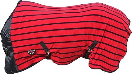 Horse Sheet Polar FLEECE COOLER Exercise Blanket Wicks Moisture  4339
