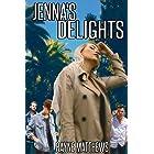 Jenna's Delights: A Reverse Harem Romantic Suspense Novel (The Dilemma Duet Book 2)
