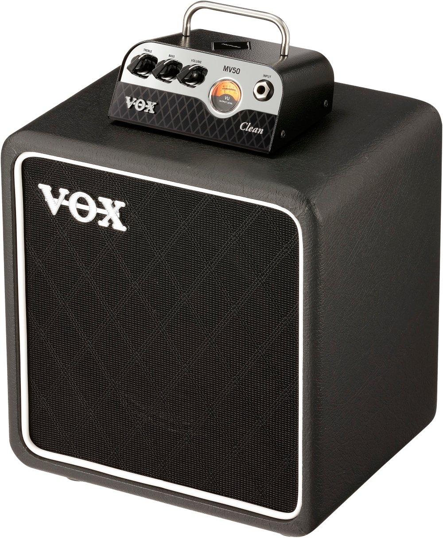 【WEB限定】 VOX/ ボックス MV50 Clean SET ボックス Clean ギターアンプ Nutube搭載 ヘッドアンプ+キャビネットセット B06XGWQFCX B06XGWQFCX, こだわり雑貨本舗:3e1298d0 --- a0267596.xsph.ru