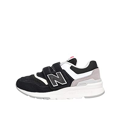 new balance nere bambino