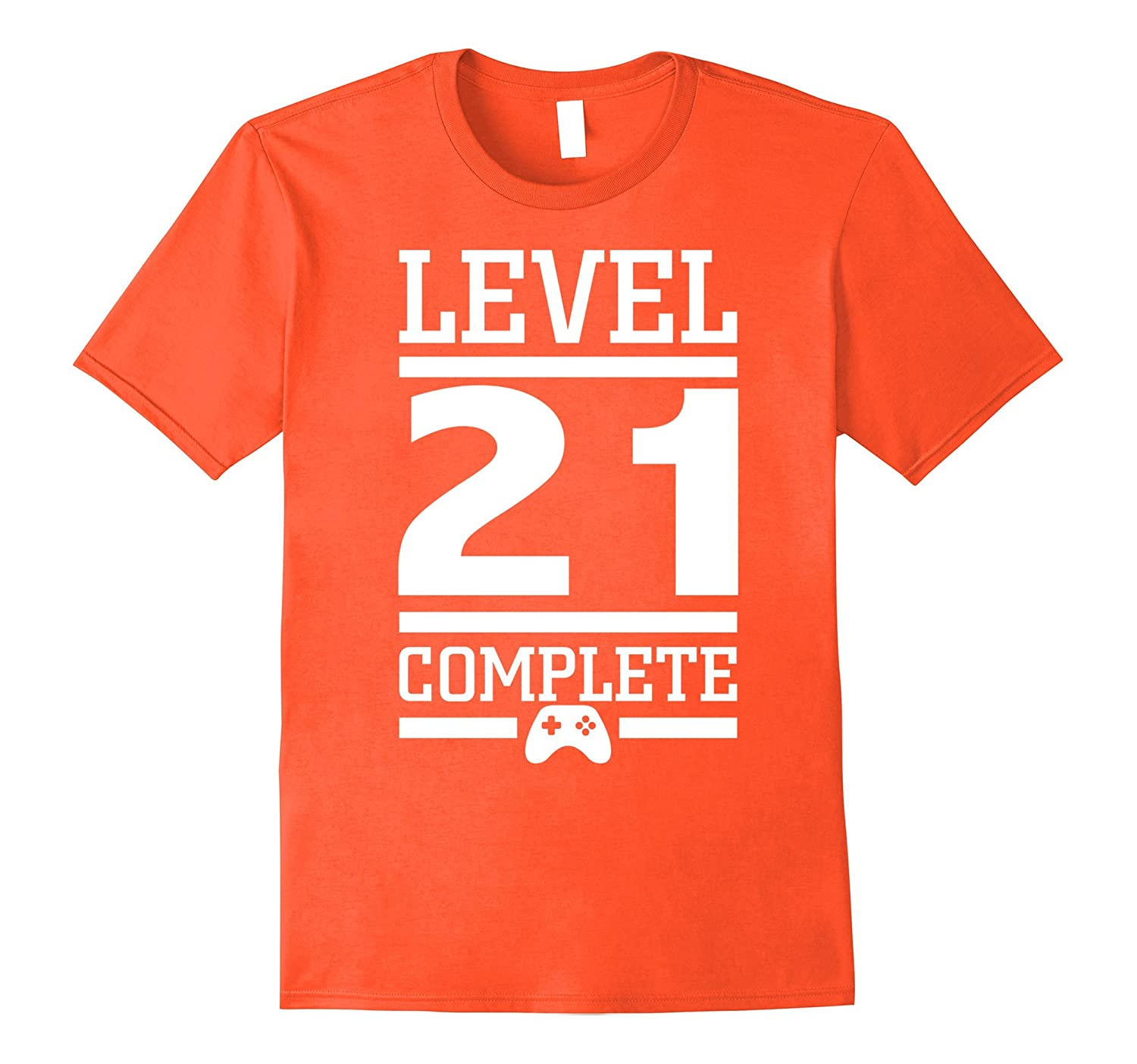 Level 21 Complete T Shirt