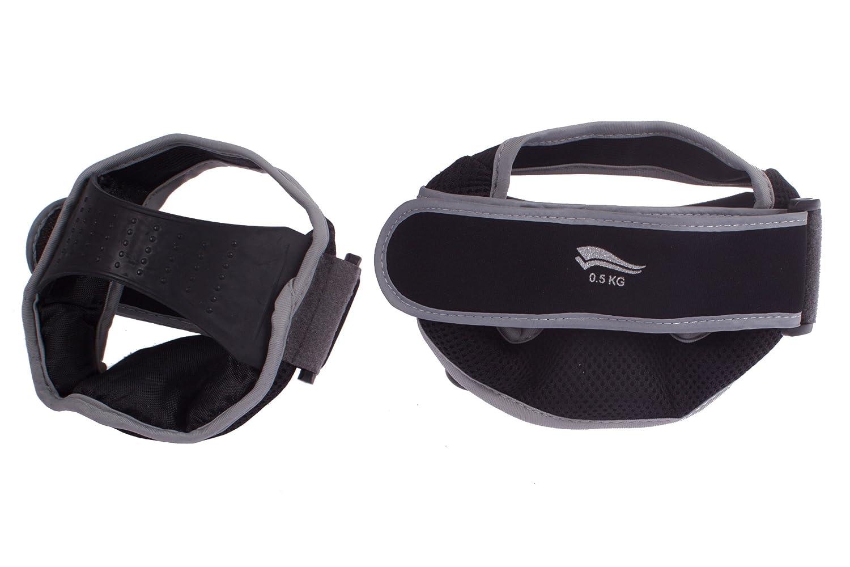 Crivit Sports Pesas de fitness® - Kit de 6 piezas, gris-negro: Amazon.es: Deportes y aire libre