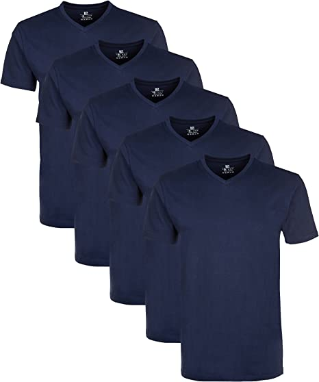 Lower East Camisa Manga Larga Hombre Pack de 5