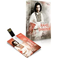 Music Card - The Very Best of Rahul Sharma - 320 kbps MP3 Audio (4 GB)