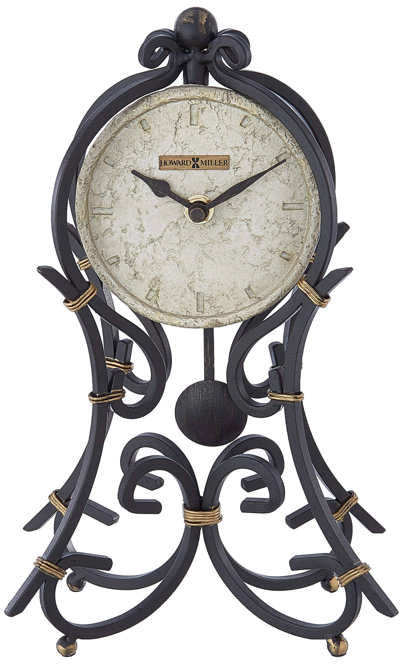 Howard Miller 635-141 Vercelli Mantel Clock by Howard Miller