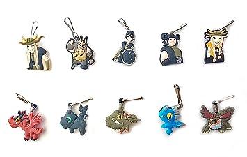 Amazon.es: AVIRGO 10 piezas Zipper Pull Cremalleras Set # Adornos para Cazadoras Bolsas Cremalleras Set # 55 - 2: Juguetes y juegos