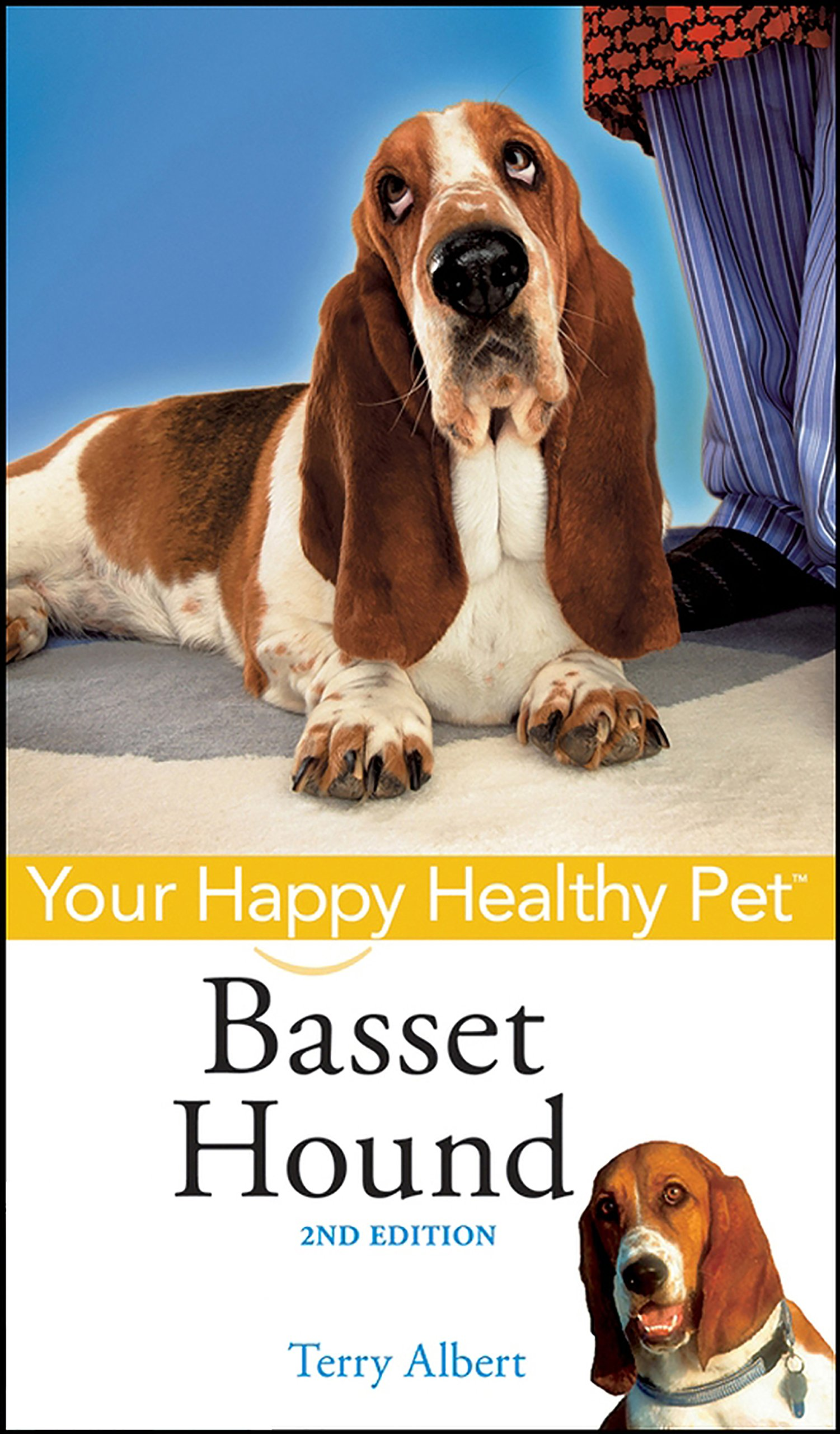 Basset hound your happy healthy pet terry albert 9780470390566 basset hound your happy healthy pet terry albert 9780470390566 amazon books fandeluxe Gallery