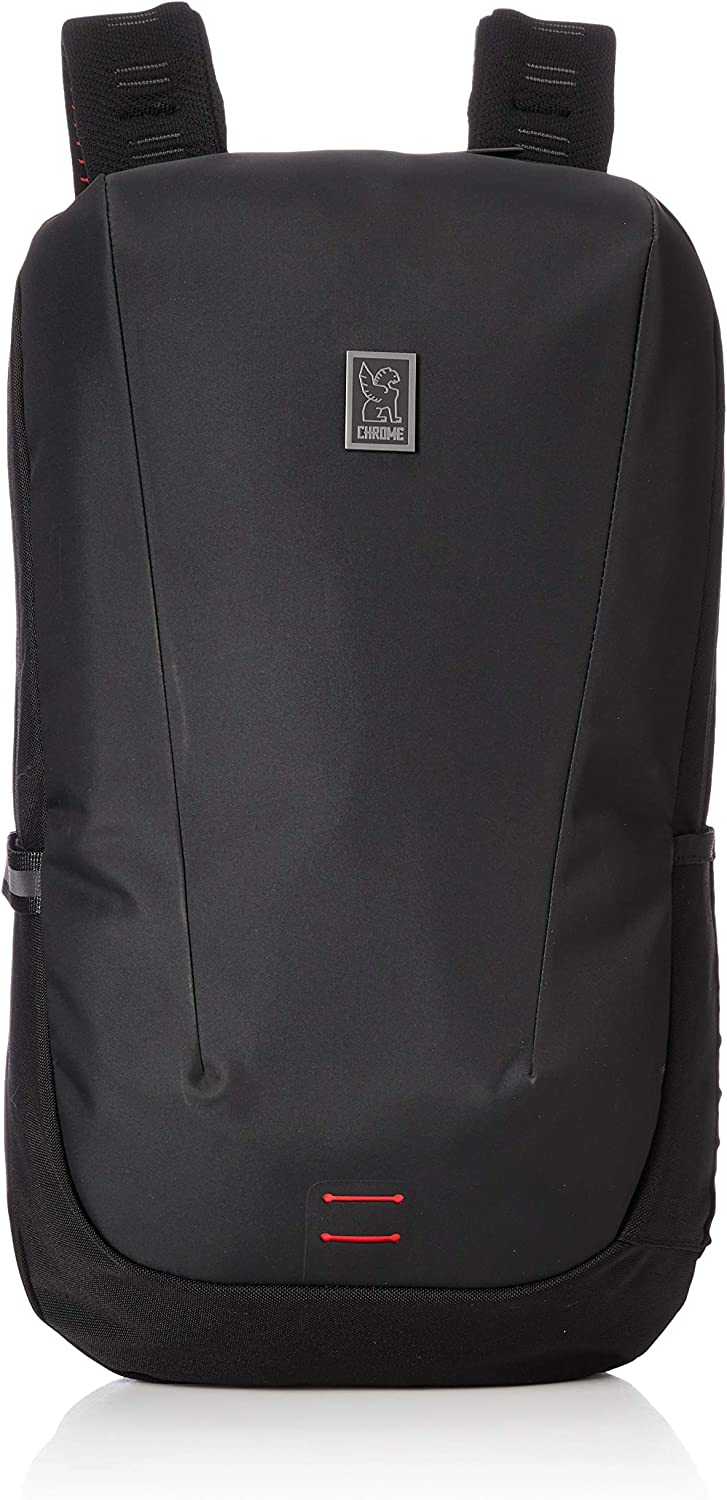 Chrome Industries Avail Backpack Laptop Bag Reflective Webbing 19 Liter Black