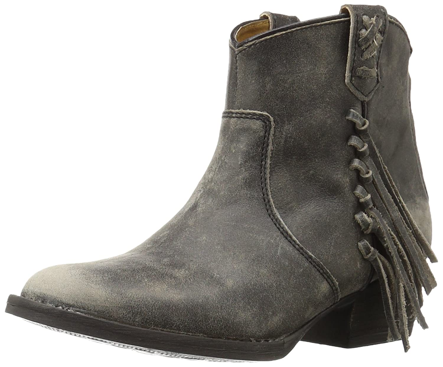 Very Volatile Women's Lookout Western Boot B01DX5NYVU 6.5 B(M) US|Charcoal